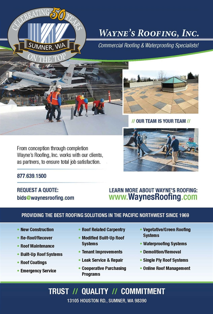 Wayneu0027s Roofing, Inc.